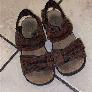 Stride Rite Boys Velcro Strap Sandals